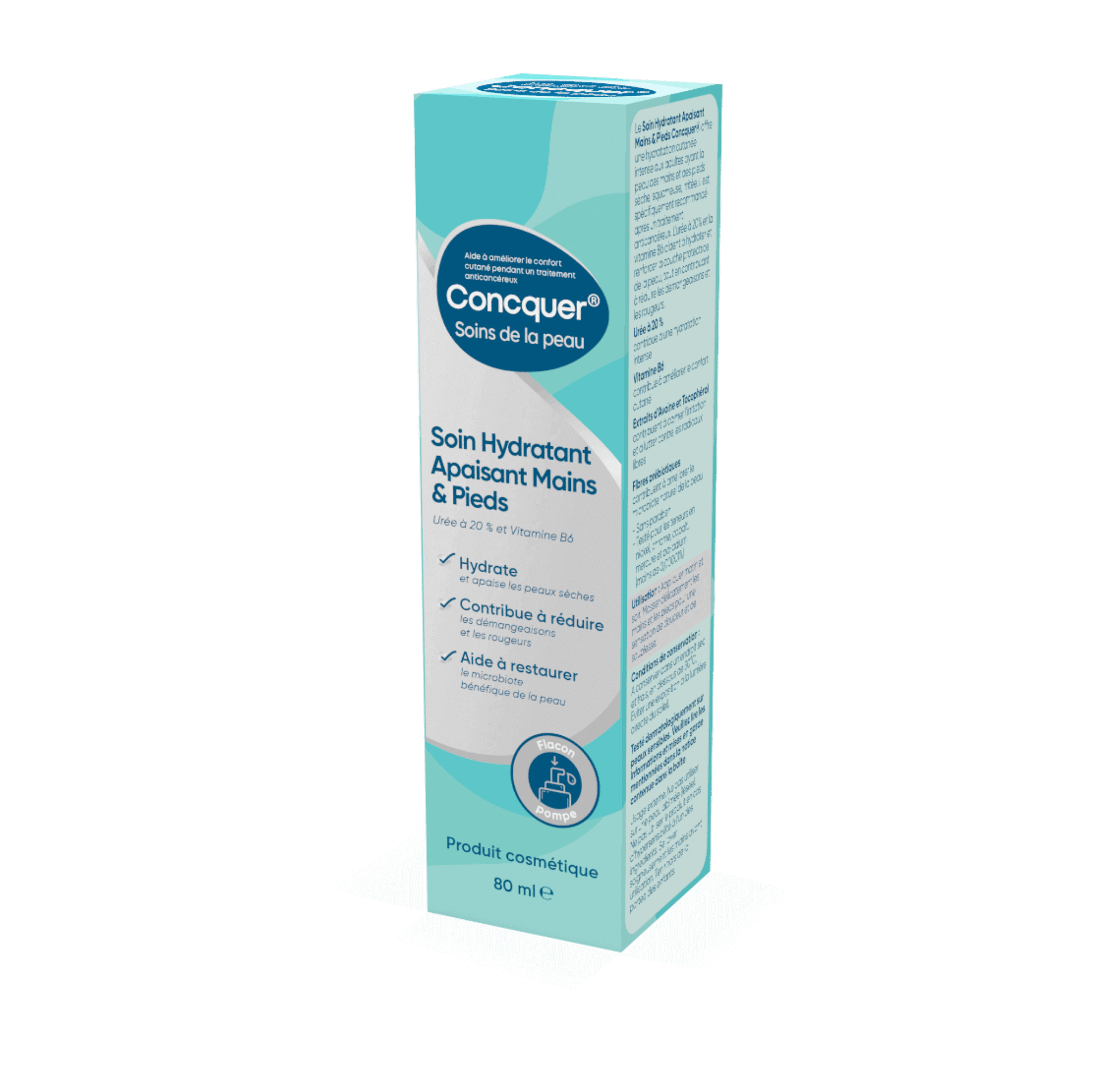 Soin Hydratant Apaisant Mains & Pieds